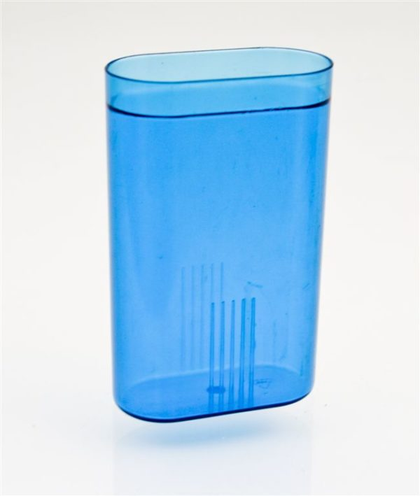 SafeDip Sample Cup - Blue